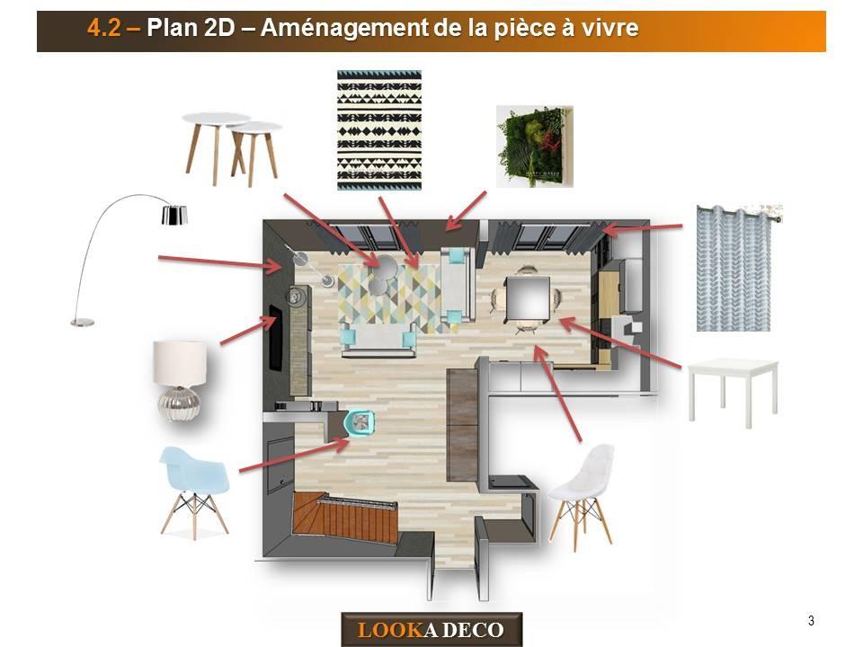 plan cuisine ouverte 20m2 lille maison. Black Bedroom Furniture Sets. Home Design Ideas