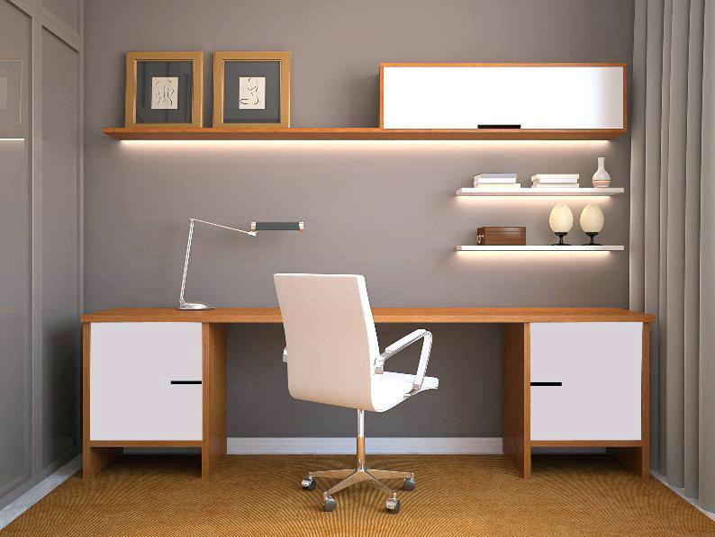 Creer un plan de travail pour bureau