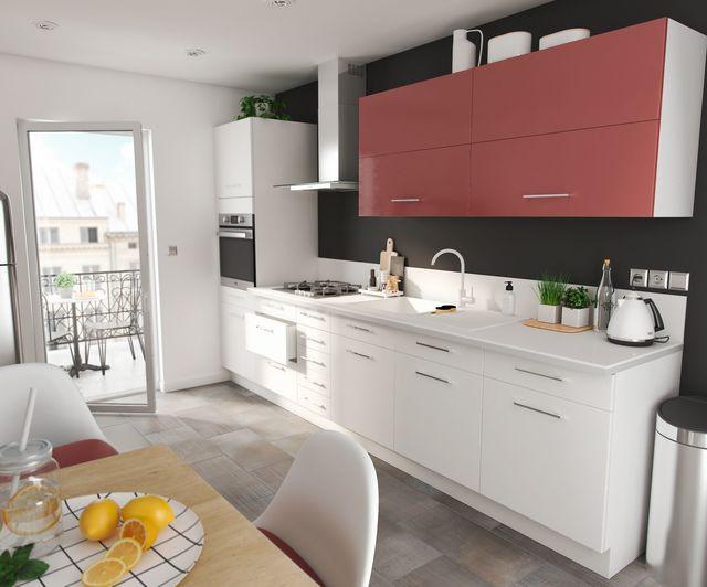 Modele de cuisine chez castorama lille maison Meuble cuisine castorama