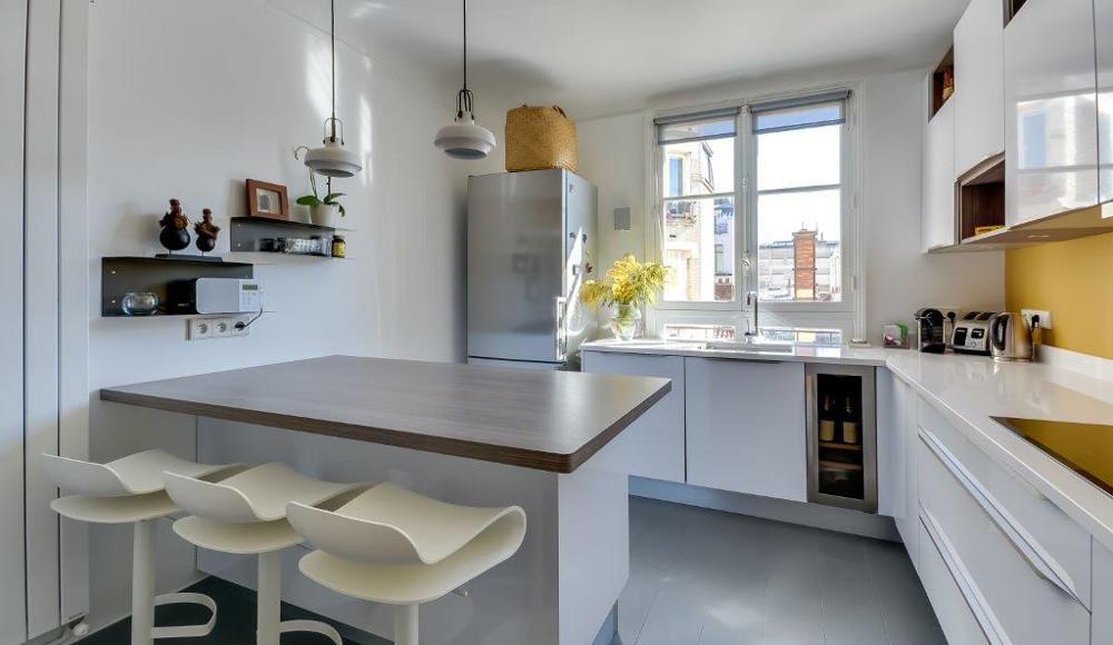 Modele de cuisine petite surface - lille-menage.fr maison