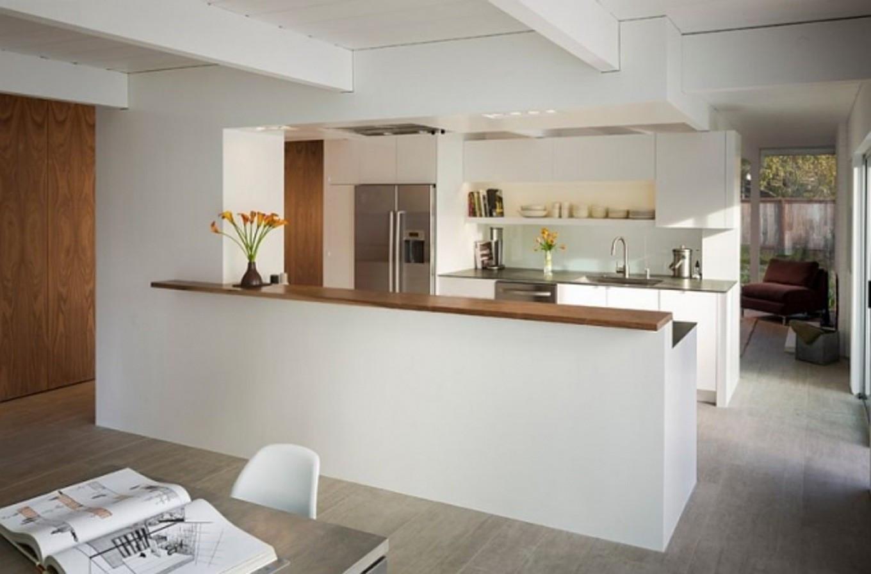 Modele cuisine ouverte salle manger lille maison Cuisine ouverte sur salle a manger