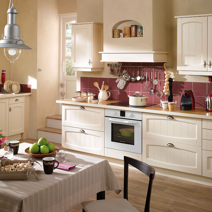 cuisine conforama mod le bruges lille maison. Black Bedroom Furniture Sets. Home Design Ideas