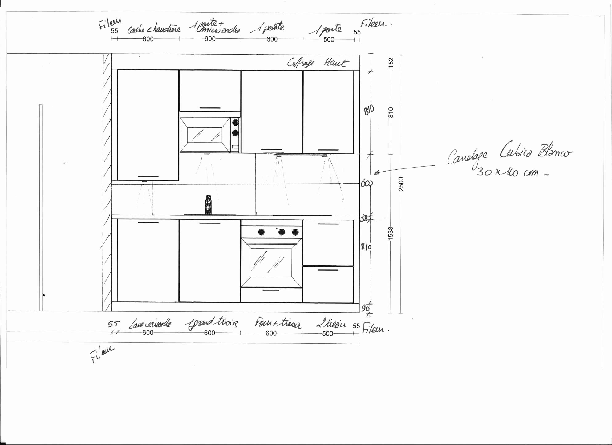 hauteur standard plan de travail cuisine ikea lille maison. Black Bedroom Furniture Sets. Home Design Ideas