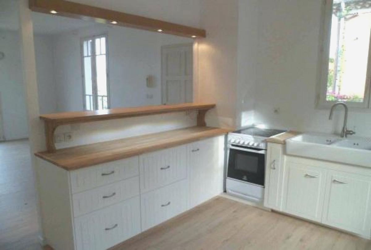 buffet cuisine avec plan de travail ikea lille. Black Bedroom Furniture Sets. Home Design Ideas