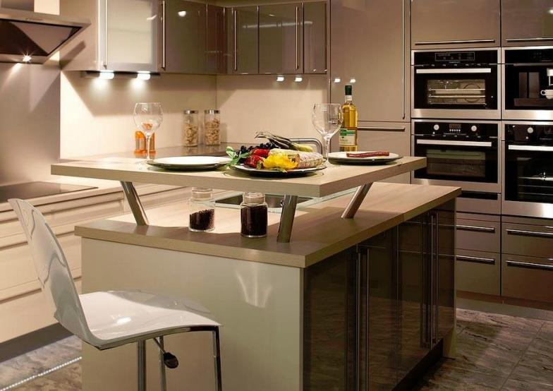 plan de travail central cuisine pas cher lille maison. Black Bedroom Furniture Sets. Home Design Ideas