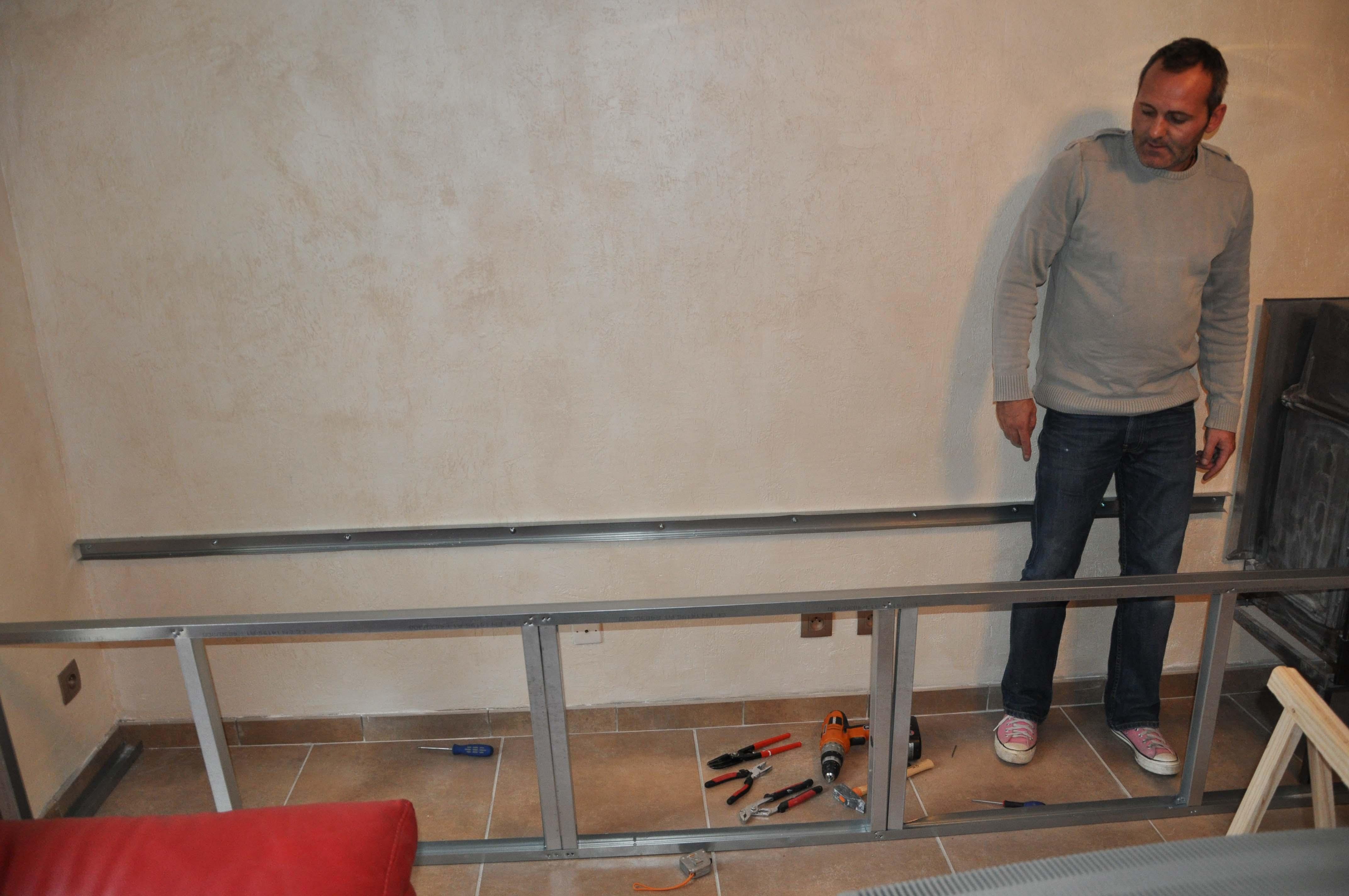 Fabriquer meuble haut cuisine
