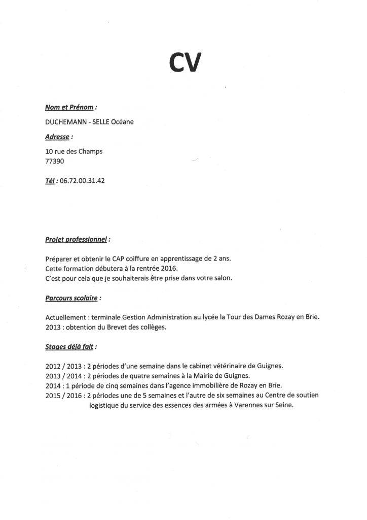 modele lettre de motivation cuisinier debutant