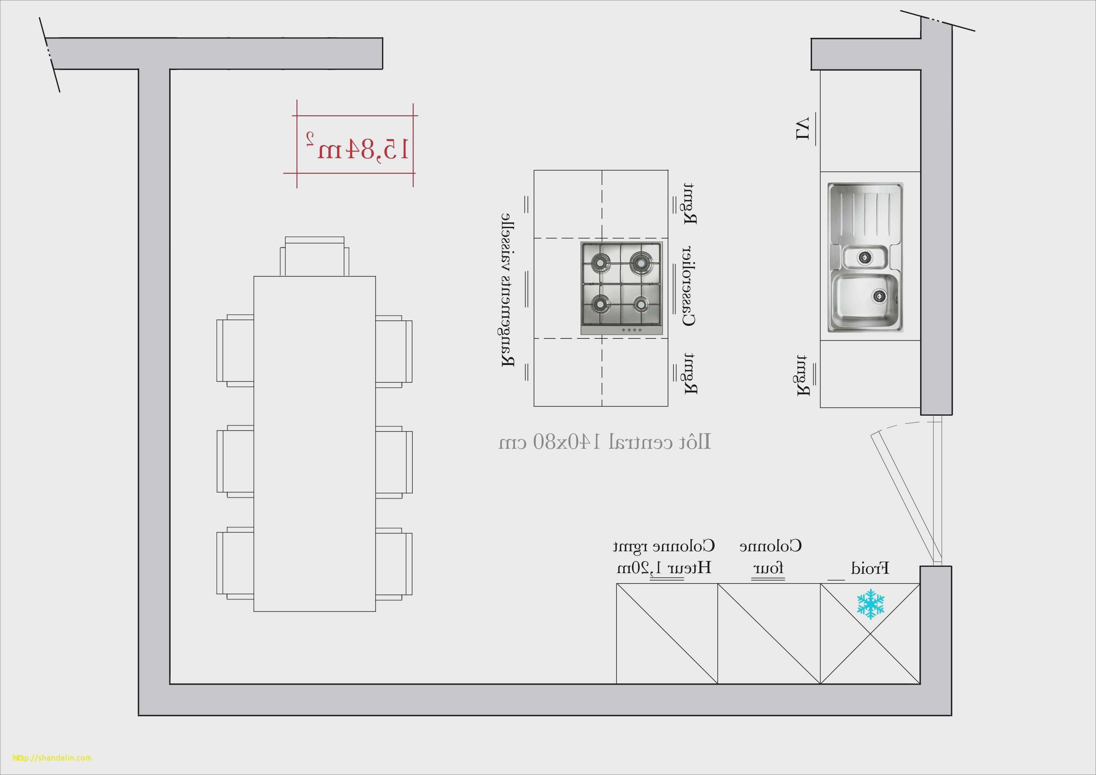Plan de travail cuisine norme lille maison - Norme hauteur plan de travail cuisine ...
