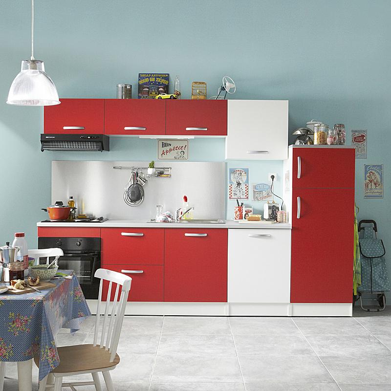 Modele de cuisine pour petite surface - lille-menage.fr maison