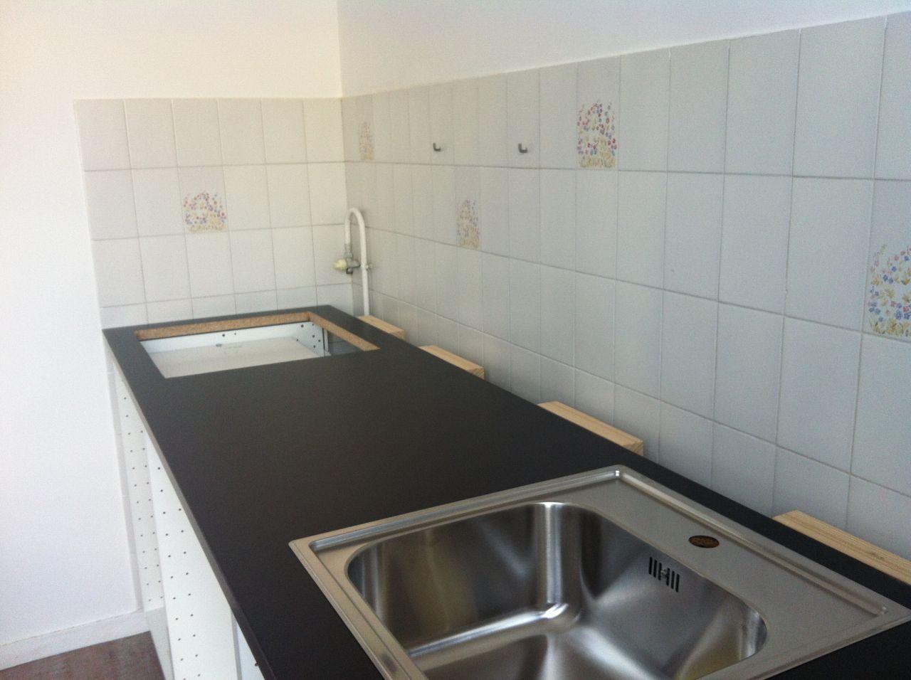 plan de travail cuisine largeur 70 cm lille maison. Black Bedroom Furniture Sets. Home Design Ideas