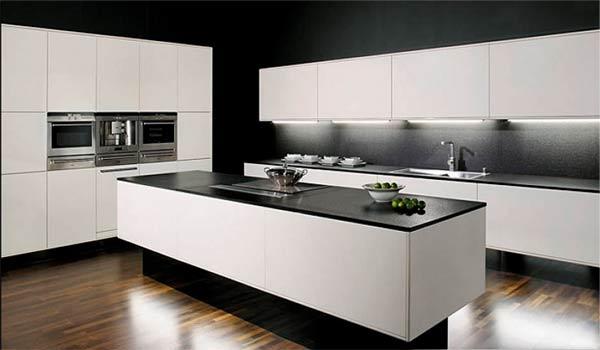 Plan de travail cuisine granite noir lille maison - Plan de travail cuisine en granit prix ...