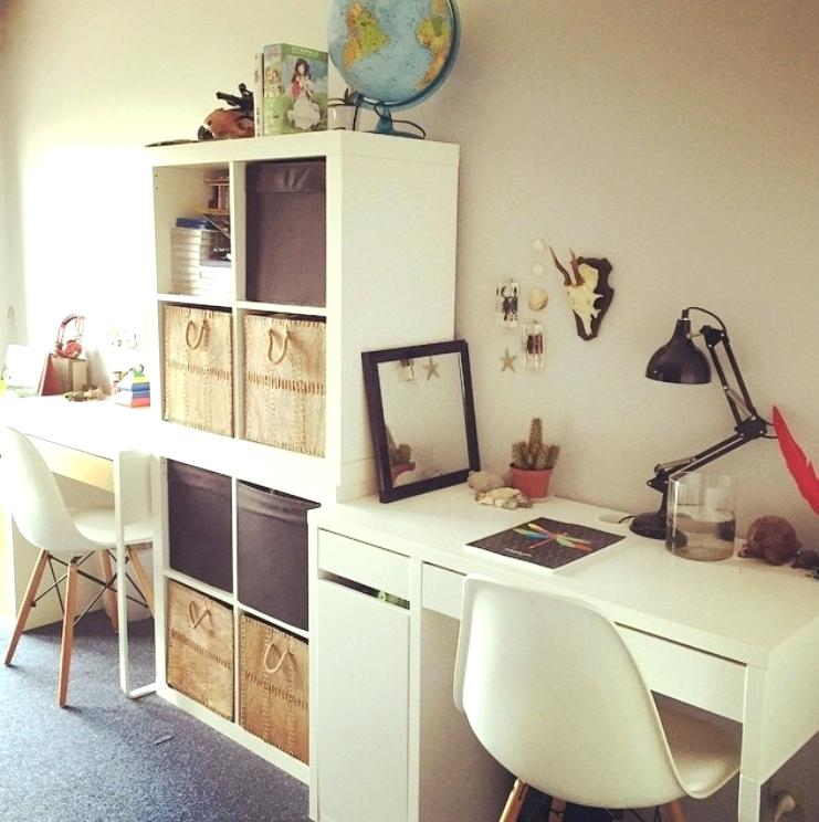 bureau double plan de travail lille maison. Black Bedroom Furniture Sets. Home Design Ideas