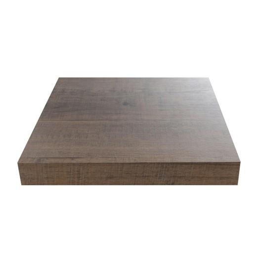 Plan de travail bois de cabane
