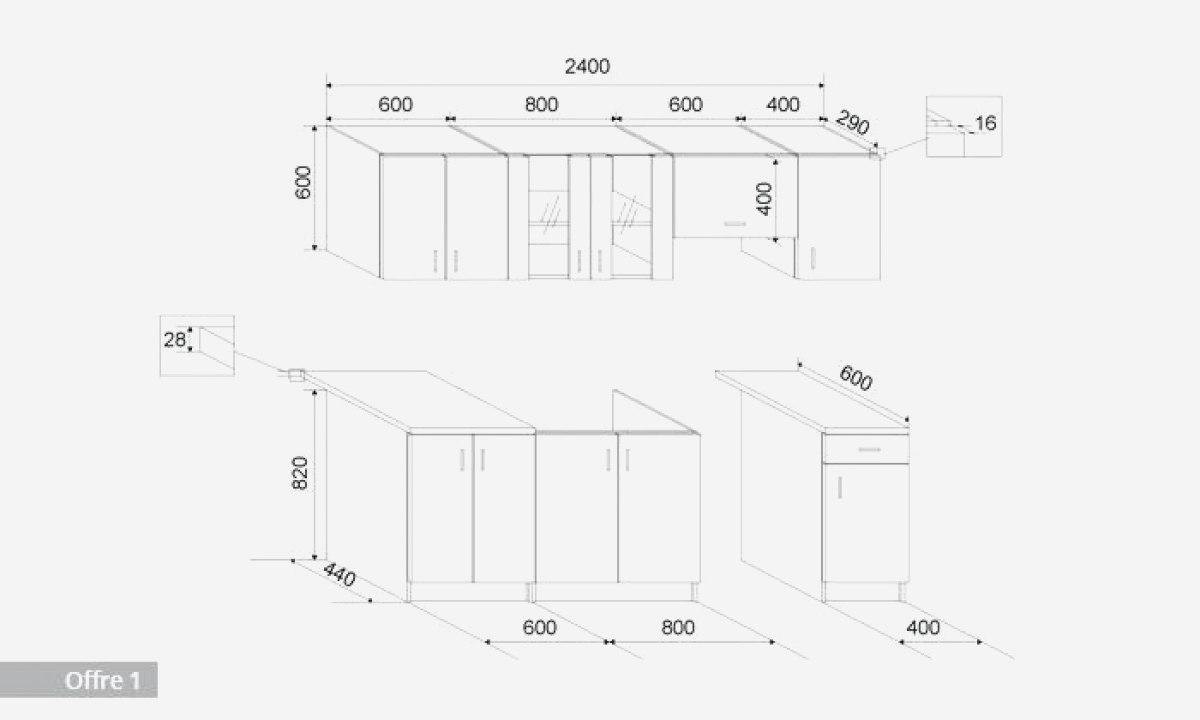 plan de travail cuisine largeur 90 lille maison. Black Bedroom Furniture Sets. Home Design Ideas
